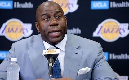 """Lakers sotto indagine: """"pressioni"""" su Paul George"""