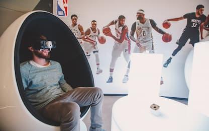 Arene chiuse, la NBA pensa a spettatori dal divano