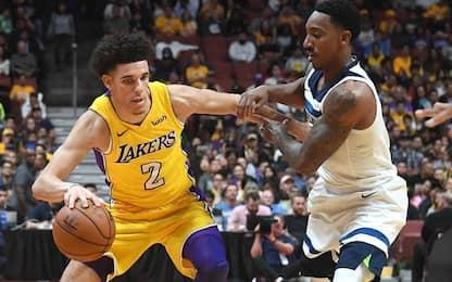 Pre-Season NBA: vincono Denver e Minnesota