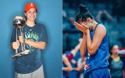 WNBA, la parabola di Cecilia Zandalasini