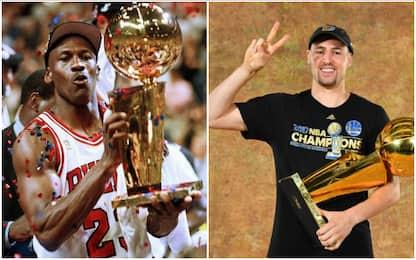"NBA, Thompson: ""Noi come i Bulls degli anni '90"""