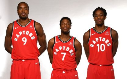 Speciale NBA 2017-2018: Toronto Raptors