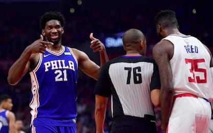 Inizio da dimenticare: Clippers e Hawks ancora ko