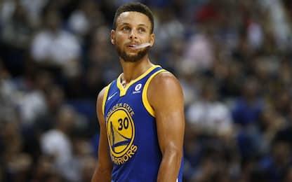Speciale Basket Room: si inizia con Steph Curry