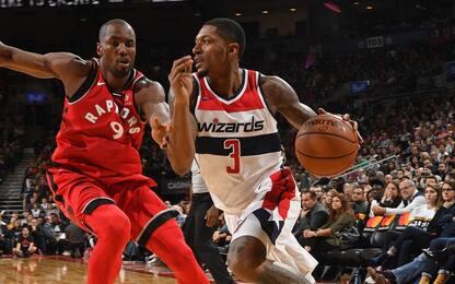 NBA Sundays, Toronto cerca rivincita sugli Wizards