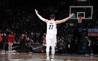 Portland vince a Brooklyn grazie ai Big-3