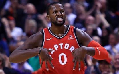 """Three The North"": ecco i nuovi Toronto Raptors"