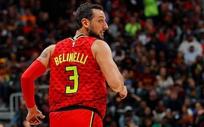 Il traguardo di Marco Belinelli: 900 triple in NBA