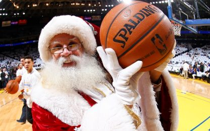 Il Natale NBA di Sky Sport: 5 gare, tutte live