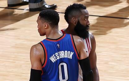 NBA, il menù di Natale: alle 2 Houston-OKC