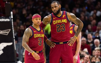 Rientra Thomas e Cleveland torna al successo