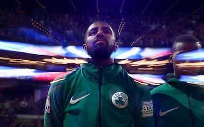 """La verità di Irving: """"Cleveland non mi voleva più"""""""