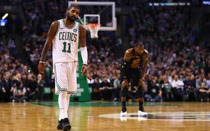 I Celtics travolgono i Cavs: a Boston non c'è gara