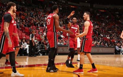 Mitchell non basta, Utah cade nel finale a Miami
