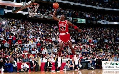 Jordan, 30 anni fa la schiacciata più bella
