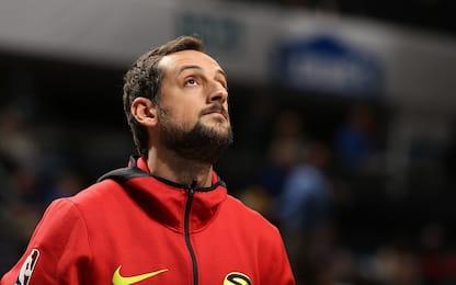 Belinelli lascia gli Hawks, ora sarà free agent