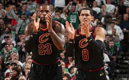 Cinque giocate d'energia dei nuovi Cleveland Cavs