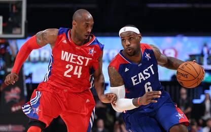 NBA, il racconto dell'All-Star Game 2013