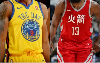In Cina arriva l'anno del cane: e la NBA festeggia