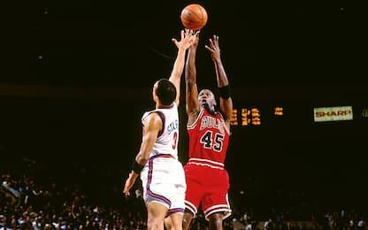 """Double-nickel birthday"": auguri a Michael Jordan!"