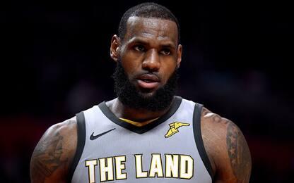 Torna Basket Room con uno speciale su LeBron James