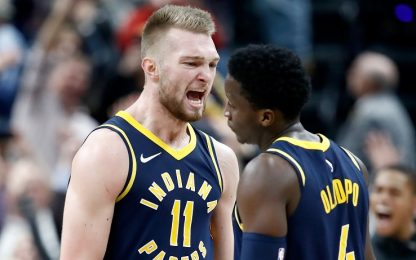 "Intervista a Sabonis: ""Che stagione i miei Pacers"""