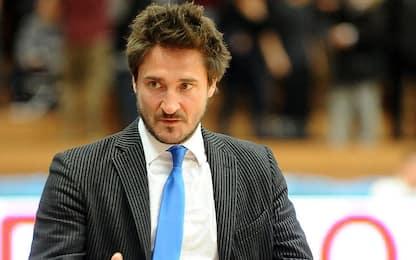 Pozzecco torna in campo, sarà allenatore Fortitudo