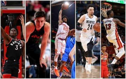 Cinque rookie sottovalutati di questa stagione
