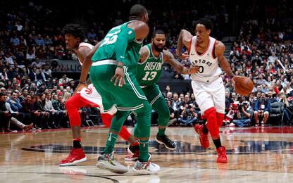 Toronto batte Boston e ipoteca il 1° posto a Est
