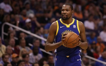 Durant sarà free agent in estate. Ma per poco…