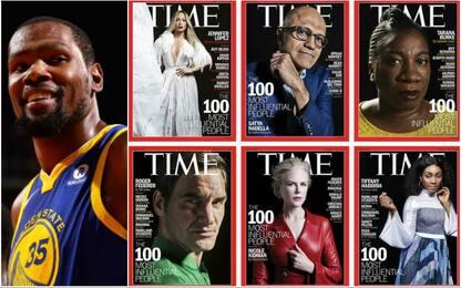Durant tra le 100 persone più influenti per TIME