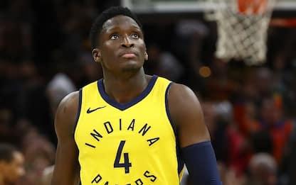 Victor Oladipo vuole lasciare gli Indiana Pacers