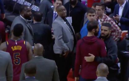 Drake si prende a male parole con Kendrick Perkins