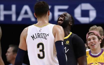 """Kerr: """"Se Green non giocasse per noi lo odieremmo"""""""
