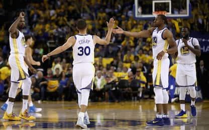 """Warriors, quando non bastano gli """"Hamptons 5"""""""