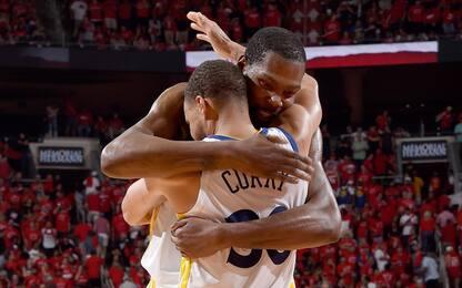 Warriors, il segreto del successo è il 3° quarto