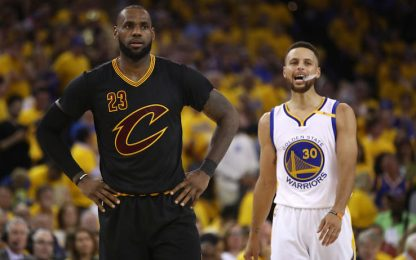 Warriors, il time-out chiave e l'ossessione James