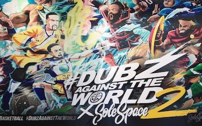 Dubz against the world, Warriors come opera d'arte