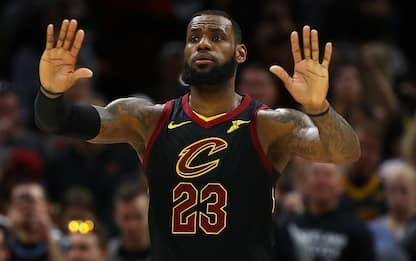 E se alla fine LeBron James restasse ai Cavaliers?