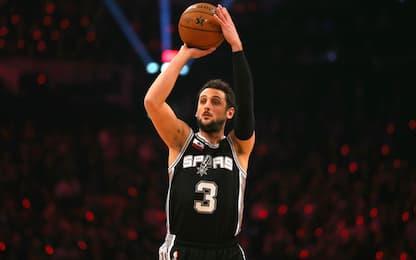 Marco Belinelli torna ai San Antonio Spurs