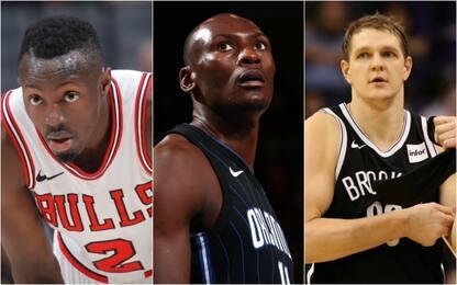 Scambio Hornets-Magic-Bulls: Biyombo a Charlotte