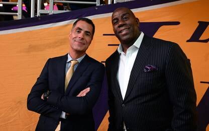 I Lakers e un nuovo modo per battere gli Warriors