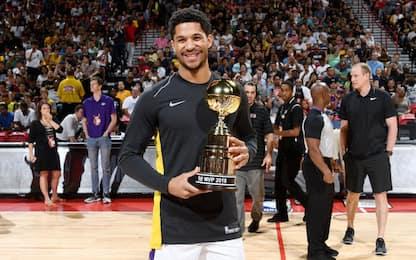 Summer league: Portland campione, Josh Hart MVP