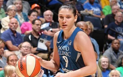 WNBA, Zanda finalmente protagonista ai playoff