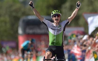 Vuelta: King vince ancora, Yates maglia rossa