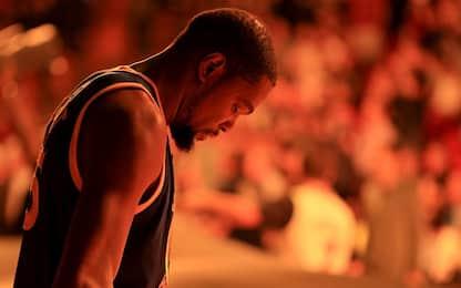 E se Durant lasciasse Golden State a fine anno?