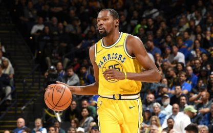Durant offende gli Wizards e la sua Washington