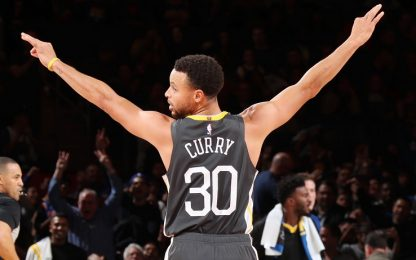 NBA Sundays, Golden State visita Brooklyn