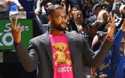 """Golden State dice addio a Cousins: """"Via a giugno"""""""
