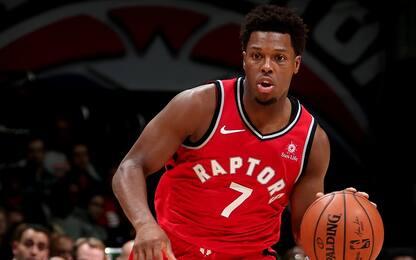 La svolta di Kyle Lowry e dei Toronto Raptors